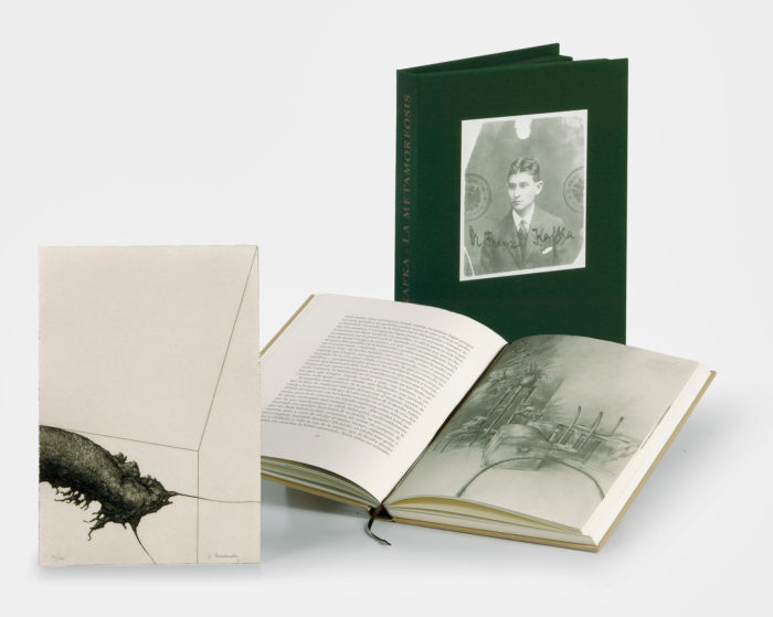 La metamorfosis, Franz Kafka