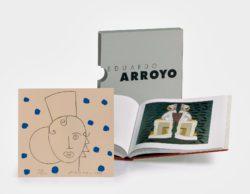 Catálogo muestra antológica MNCARS, 1998, Eduardo Arroyo