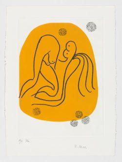 Altair y el sol (Amor I), 1997, Rafael Alberti