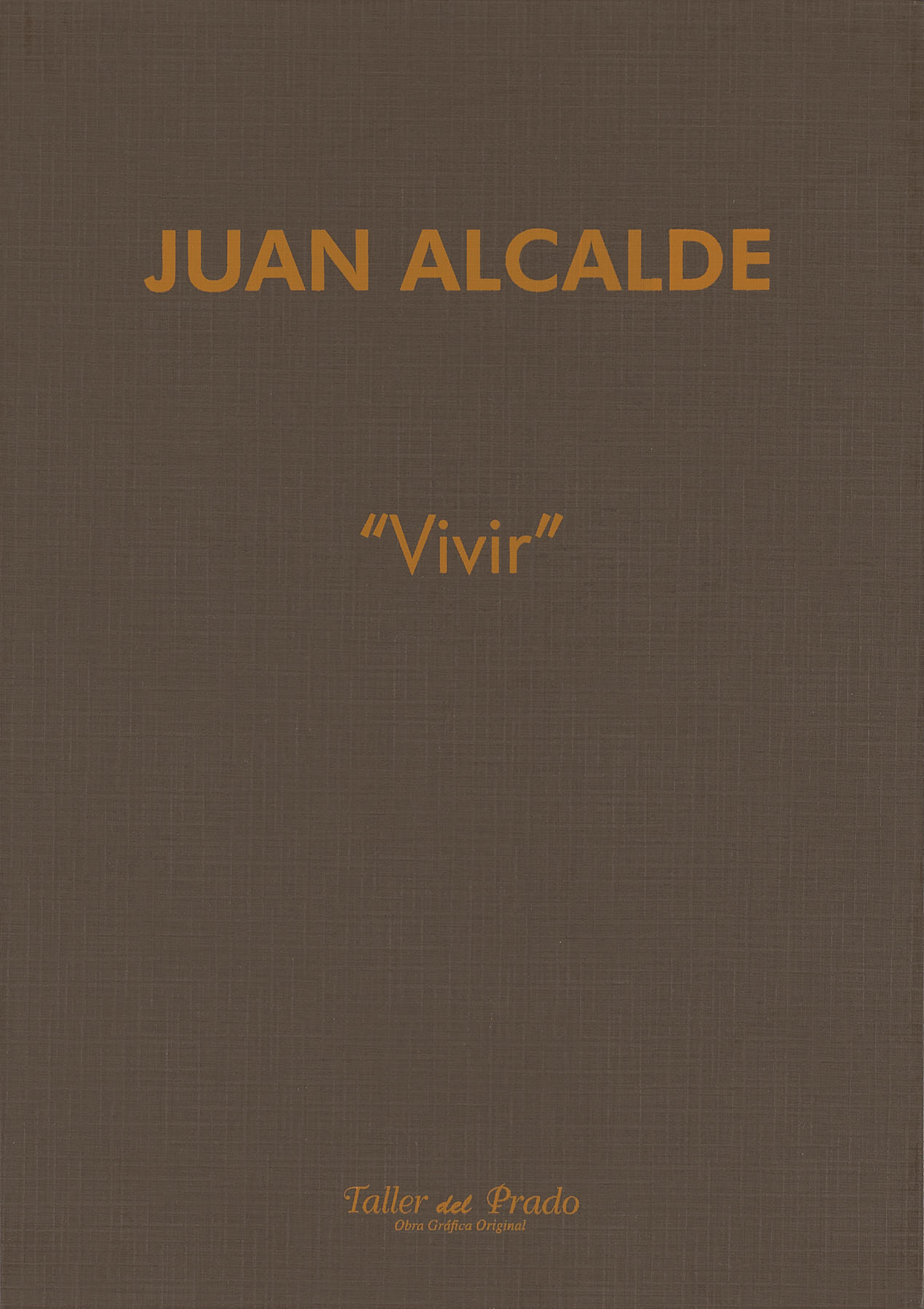 Vivir, Juan Alcalde