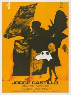 Galería Joan Prats, 1976, Jorge Castillo