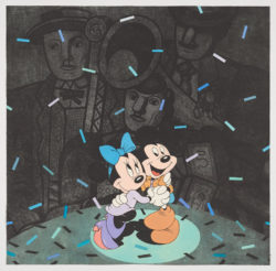 Mickey y Minnie, Fernando Bellver
