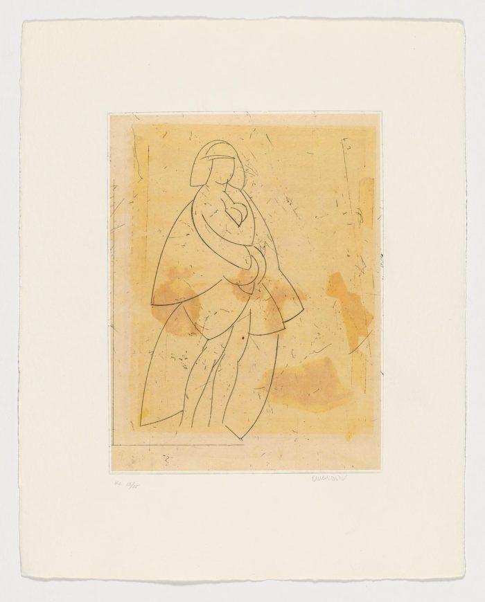 De Cranach a Lichtenstein III, Manolo Valdés