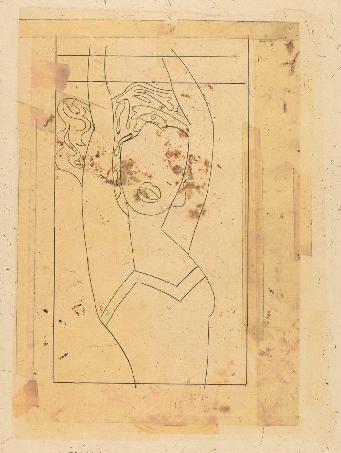 De Cranach a Lichtenstein V, Manolo Valdés