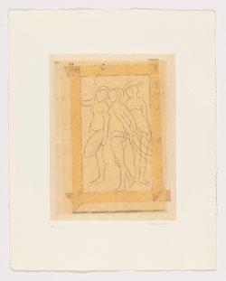De Cranach a Lichtenstein X, Manolo Valdés