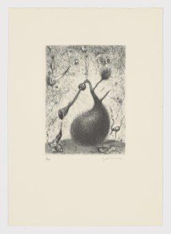 Surrealismo V, 1986, Joan Cruspinera-Eugenio d'Ors
