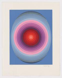 Centaurus, 1987, Victor Vasarely