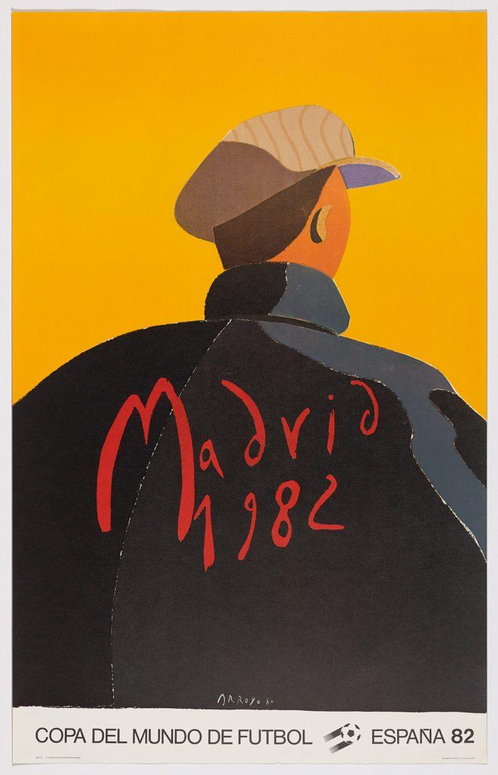 El portero, 1982, Eduardo Arroyo