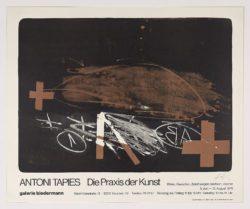 Die Praxis der Kunst, Antoni Tápies