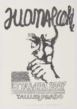 Estampa 2007, Juan Alcalde