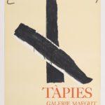 Galerie Maeght, Antoni Tàpies