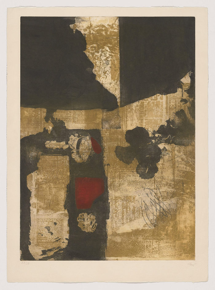 Composition, Antoni Clavé