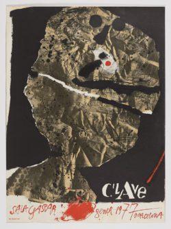 Sala Gaspar, Antoni Clavé
