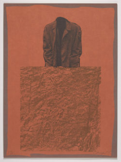 Estudio para un monumento, Rafael Canogar
