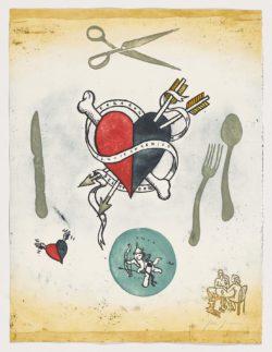 Corazón esquizofrénico, Javier de Juan