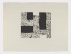 Sin título, 1996, Eduardo Chillida