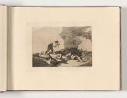 Los desastres de la guerra, Francisco de Goya