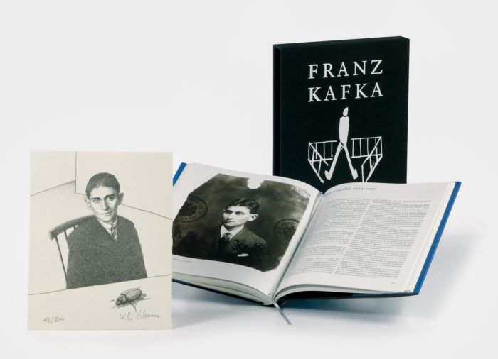 Franz Kafka. Imágenes de su vida, 1998, Klaus Wagenbach