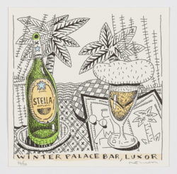 Winter Palace Bar (Luxor), 2020, Fernando Bellver