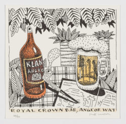 Royal Crown Bar (Angkor Wat), 2020, Fernando Bellver