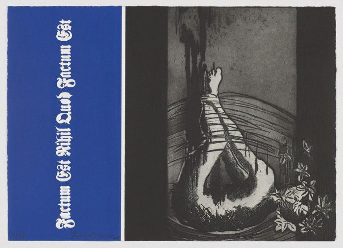 Nada de lo que se hizo está hecho, 2003, Pascual Blanco