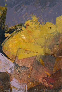 Fragmentos de un bodegón, Francisco Molina Montero