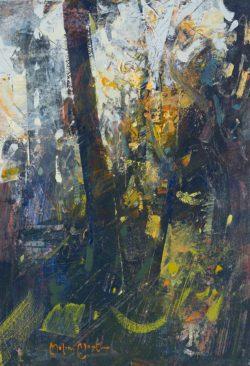 Boceto para un bosque, Francisco Molina Montero