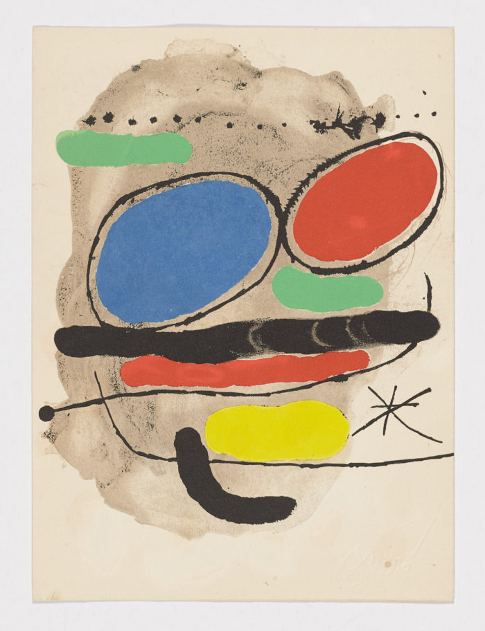 Tapiz de Tarragona, 1972, Joan Miró