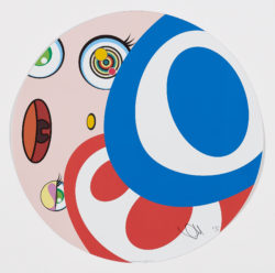 We Are The Square Jocular Clan (4), 2018, Takashi Murakami