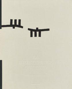 La indetenible quietud, 1998, Eduarco Chillida